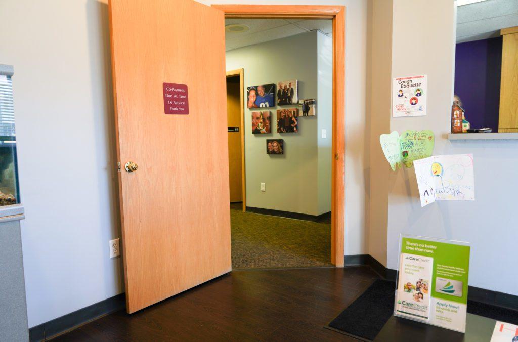 Huntington Woods Dentist Office