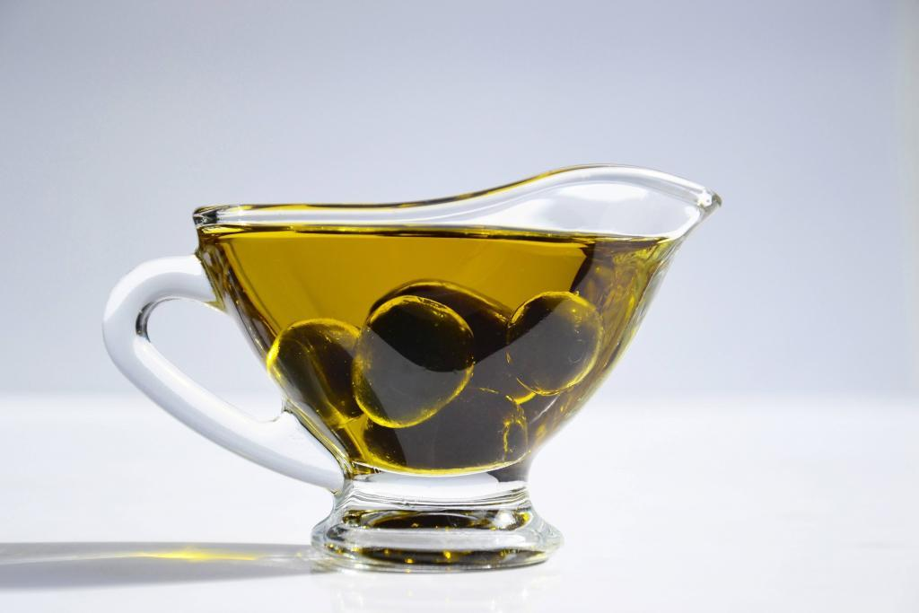 olive oil for oil pulling